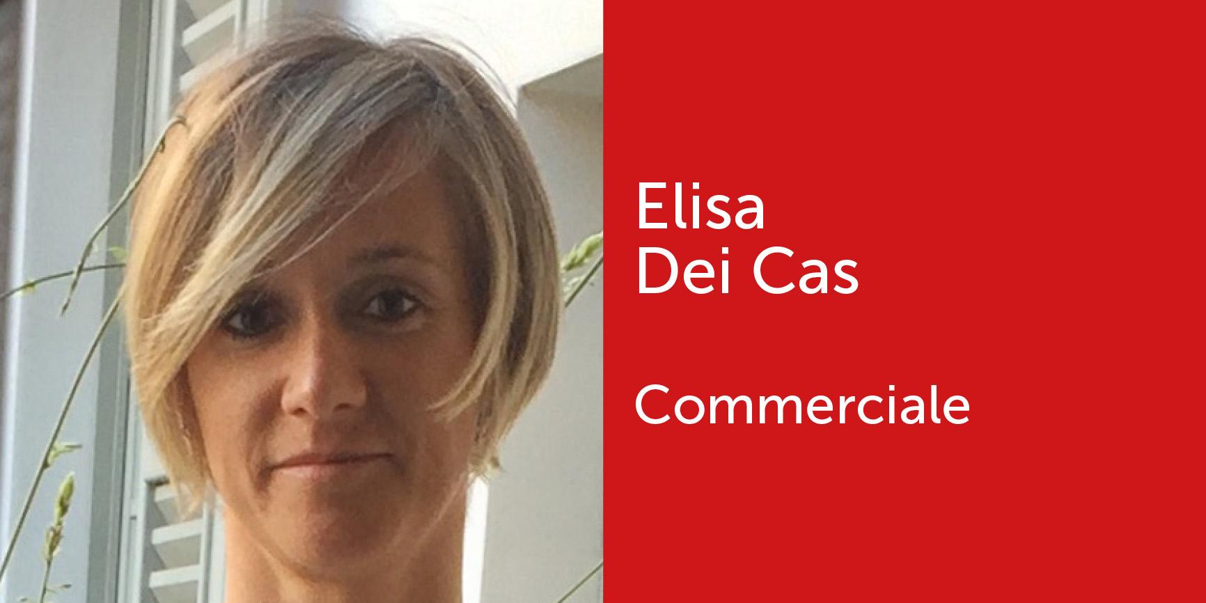 Elisa dei Cas - Commerciale