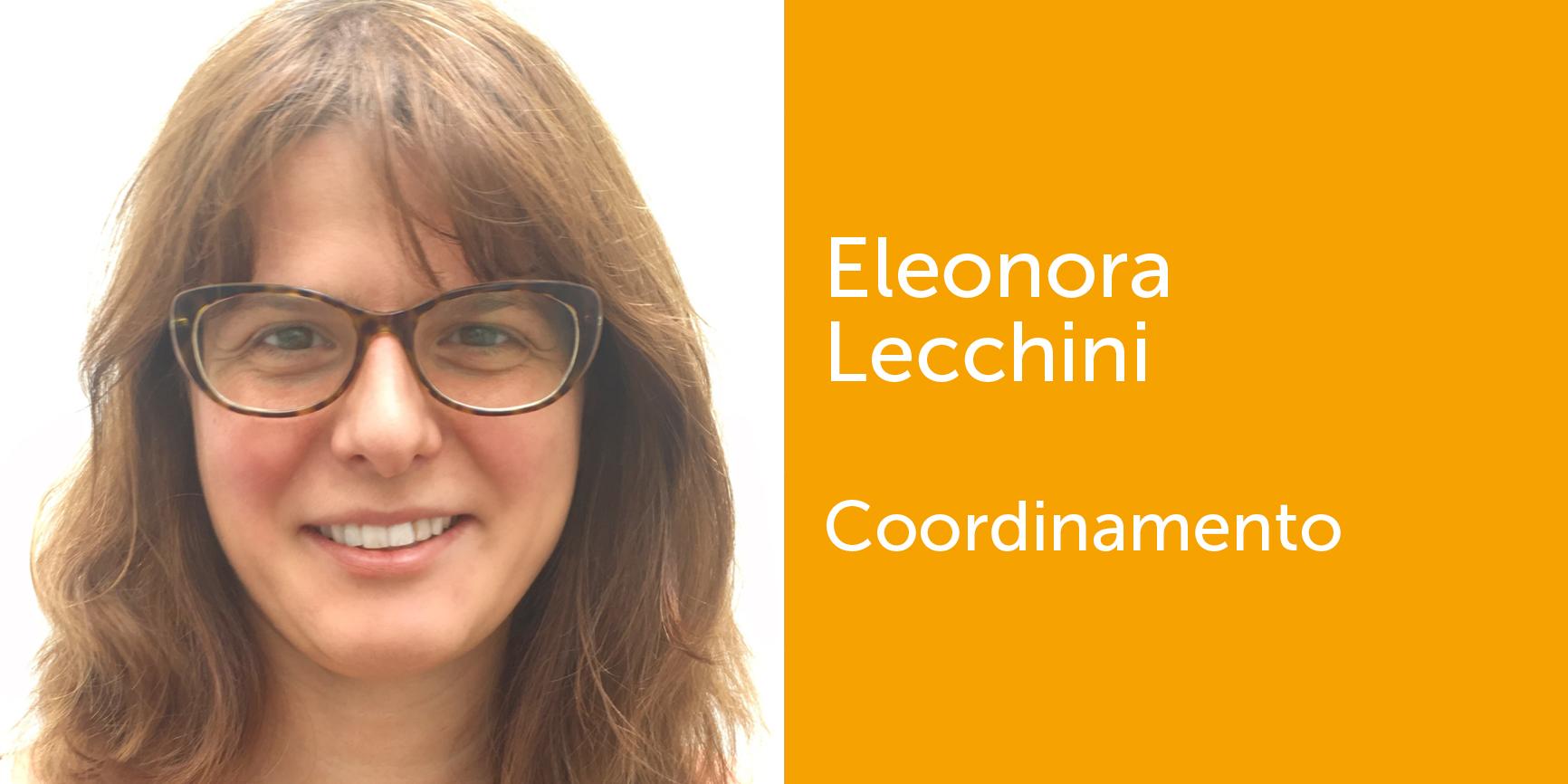 Eleonora Lecchini - Coordinamento