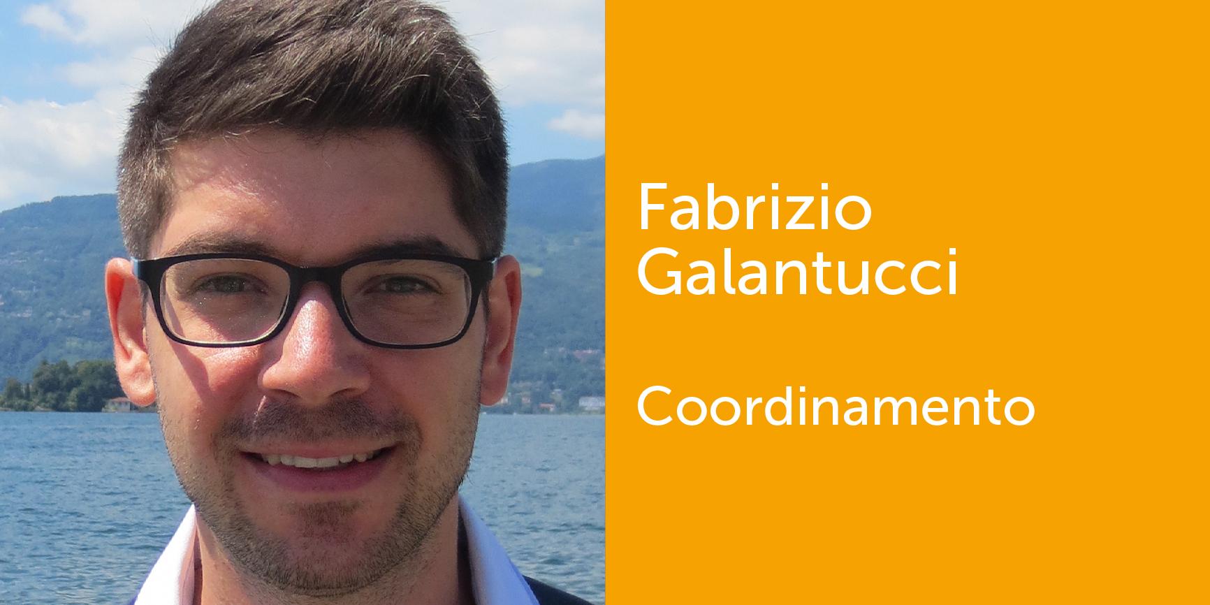 Fabrizio Galantucci - Coordinamento