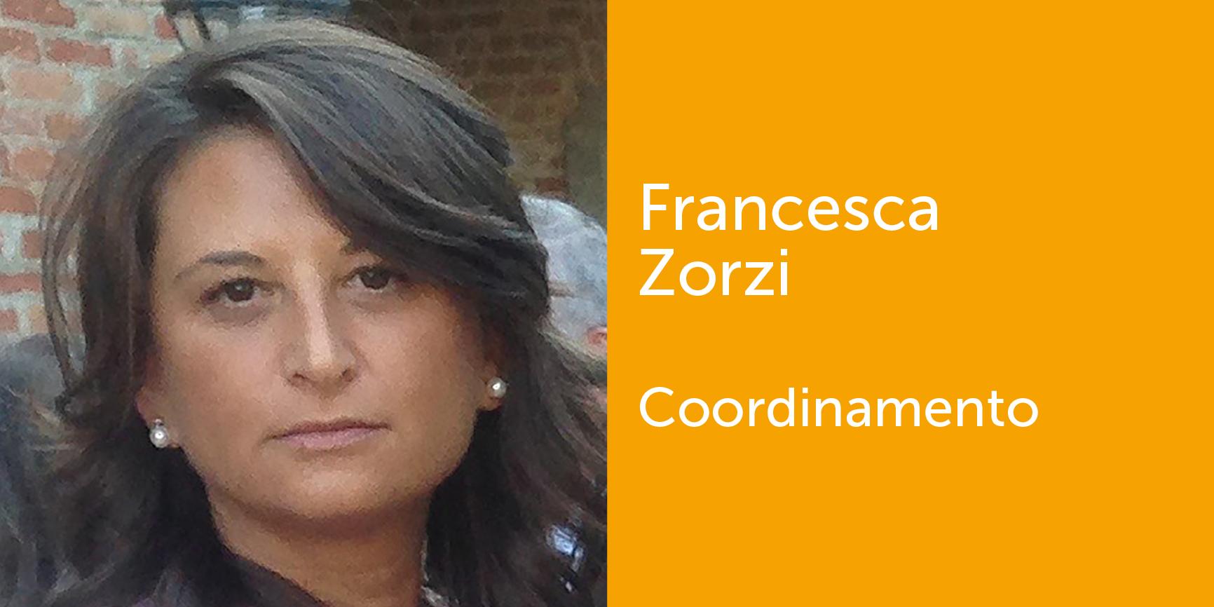 Francesca Zorzi - Coordinamento
