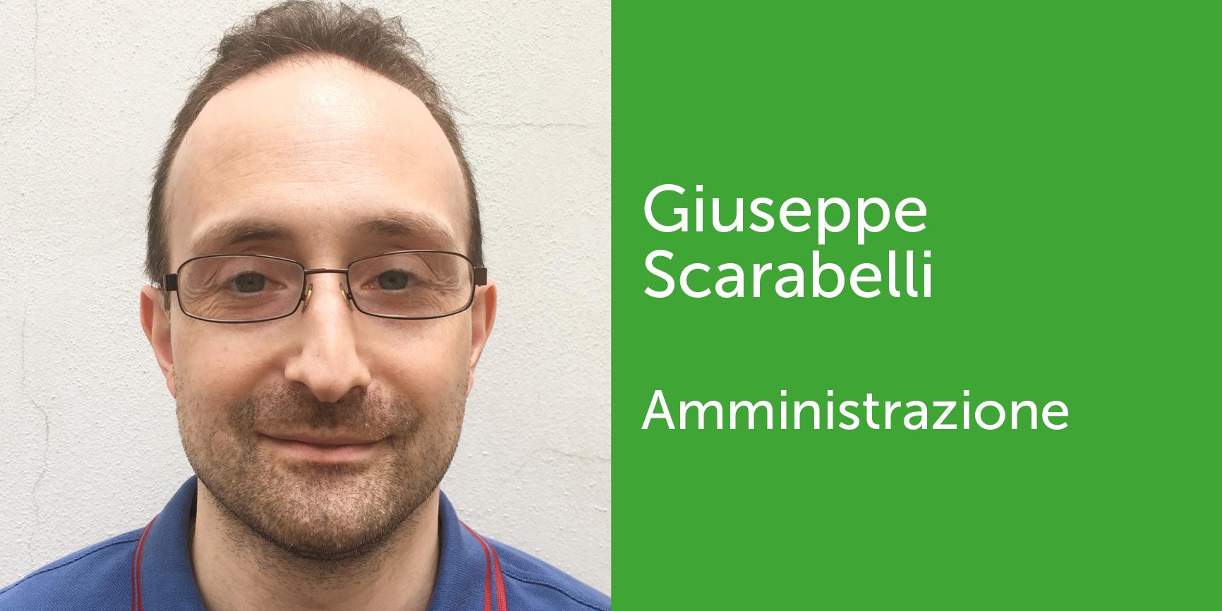 Giuseppe Scarabelli - Amministrazione