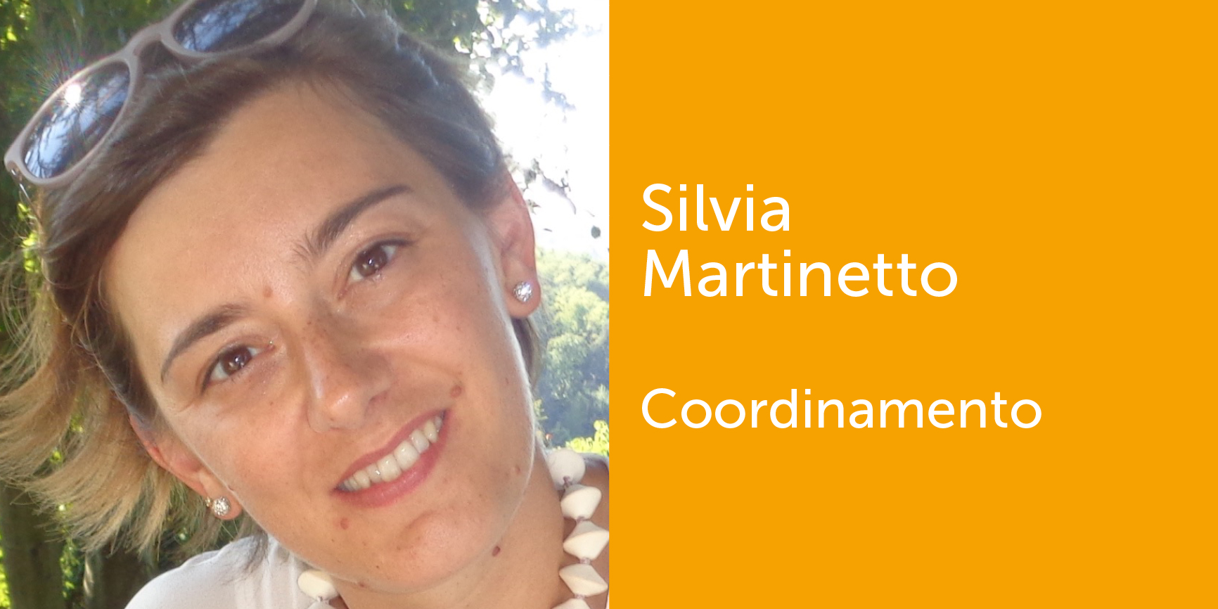 Silvia Martinetto - Coordinamento